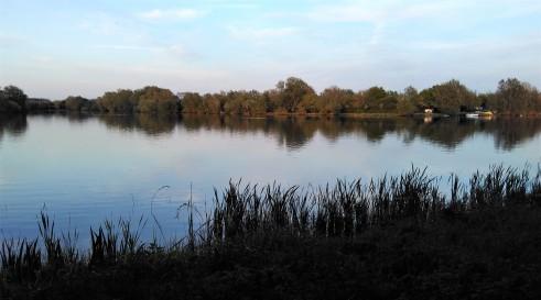 View of lake 68c